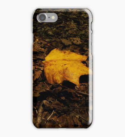 The One Who Stood Out iPhone Case/Skin