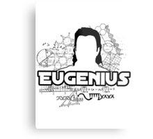 EUGENIUS - Eugene Porter Metal Print