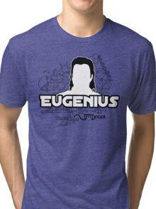 EUGENIUS - Eugene Porter Tri-blend T-Shirt