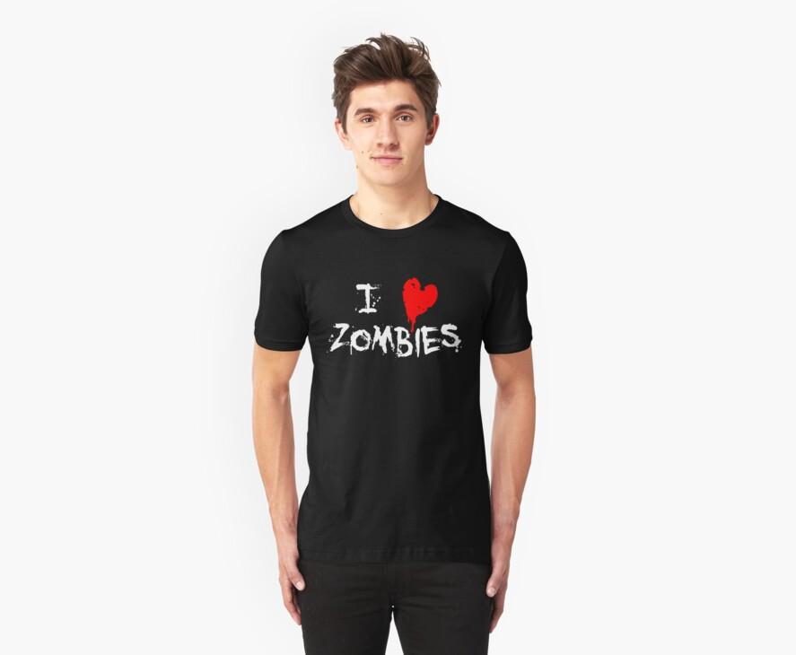 I HEART ZOMBIES... by xTRIGx