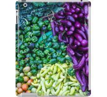 Vegetable Riot!  iPad Case/Skin