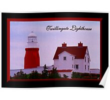 TWILLINGATE LIGHTHOUSE Poster