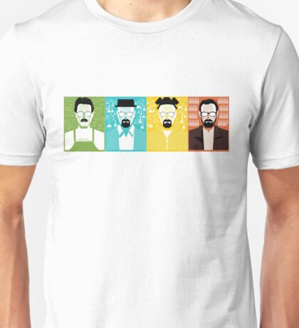 Breaking Bad - Walter Unisex T-Shirt