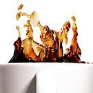 A Splash of Coffee by RedRobot