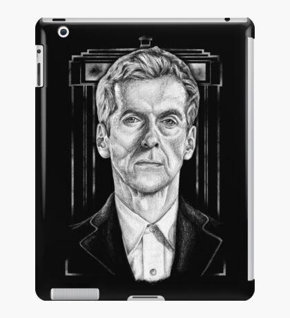 The 12th (Dark Variant) iPad Case/Skin