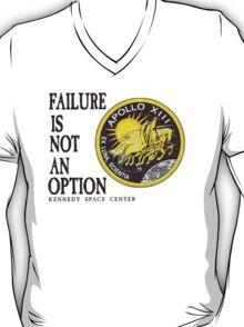 Apollo 11 - Failure is not an option T-Shirt