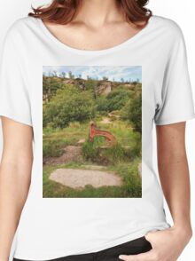 Haytor Quarry HDR Women's Relaxed Fit T-Shirt