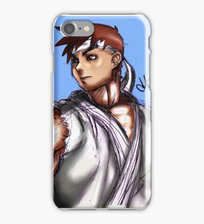 RYU!!! iPhone Case/Skin
