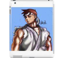 RYU!!! iPad Case/Skin