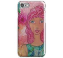 A Silly Girl iPhone Case/Skin