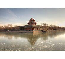 The Forbidden City - 1 ©  Photographic Print