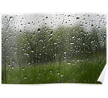 rain storm Poster