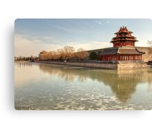 The Forbidden City - 2 ©  Canvas Print