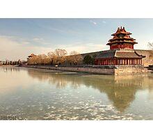 The Forbidden City - 2 ©  Photographic Print
