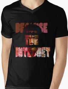 Childish Gambino Because The Internet Album Mens V-Neck T-Shirt