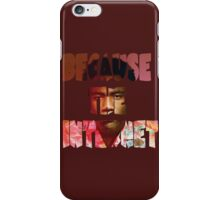 Childish Gambino Because The Internet Album iPhone Case/Skin