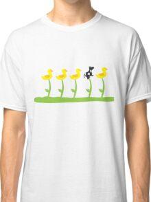 Duck, duck, duck COW! Classic T-Shirt