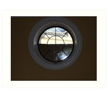 View from the Dome at Monticello Art Print