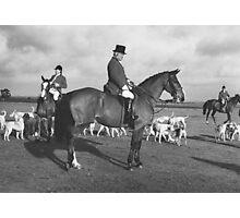 The Hunt Photographic Print