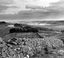 Hadrian's Wall by SarahTrangmar