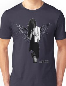 Angel Lady Unisex T-Shirt