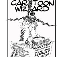 The Cartoon Wizard by CWandCW2
