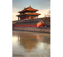 The Forbidden City - 3 - The Palace Museum ©  Photographic Print