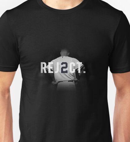 REJ2CT - Faded Edges Unisex T-Shirt