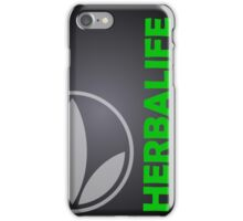 Black Herbalife Custom iPhone Case iPhone Case/Skin