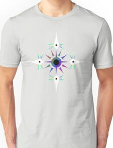 Contact of Utopia and Dystopia. Unisex T-Shirt