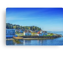 Mukilteo Washington Canvas Print