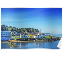 Mukilteo Washington Poster