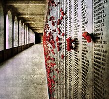 Lest we forget... by Nicole Goggins