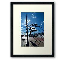 Sydney 2000 Olympic Logo Framed Print
