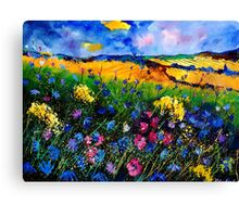 cornflowers 680808 Canvas Print