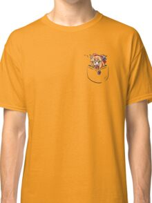 Pocket oni Classic T-Shirt