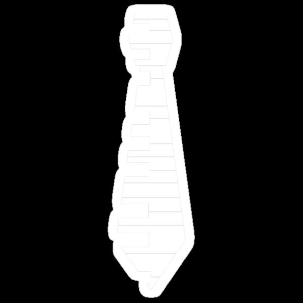 The Piano-key Necktie by benj