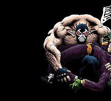 The Breaking of The Joker by Kalibear1408