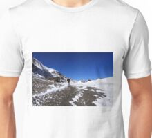 Approach To The Pass Unisex T-Shirt