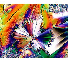 Psychedelic Symphony Photographic Print