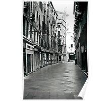 Quiet Street  Poster