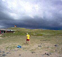 Storm Brewing by vanorange