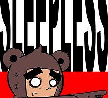 The Sleepless  by HAPPHAZARDART
