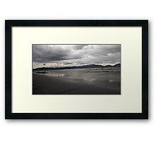 Inch Beach, Kerry, Ireland Framed Print