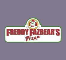 Freddy Fazbear's Pizza Parody Shirt Kids Clothes