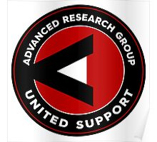 Advanced Research Group United Support Poster