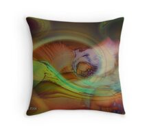 """dreams"" Throw Pillow"