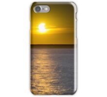Sunset Eclipse iPhone Case/Skin