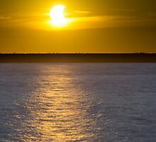 Sunset Eclipse by hotpixl