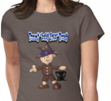 "Tommy ""Baby Face Toony""  Womens Fitted T-Shirt"